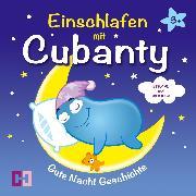 Cover-Bild zu Strand und Wolken - Gute Nacht Geschichte (Audio Download) von Kuscheltier, Cubanty