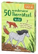 Exp Natur 50 wundersame Tierrätsel - Wald