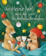 Cover-Bild zu Der kleine Igel und der Gast im Weihnachtsbaum von Butler, M Christina