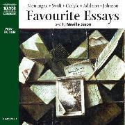 Cover-Bild zu Favourite Essays (Audio Download) von Swift, Jonathan