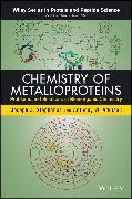 Cover-Bild zu Chemistry of Metalloproteins (eBook) von Stephanos, Joseph J.
