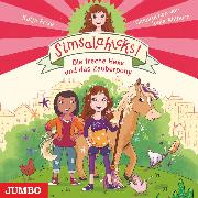 Cover-Bild zu Simsalahicks! Die freche Hexe und das Zauberpony (Audio Download) von Frixe, Katja