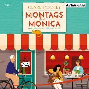 Cover-Bild zu Montags bei Monica (Audio Download) von Pooley, Clare