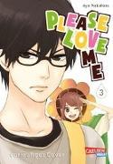Cover-Bild zu Nakahara, Aya: Please Love Me 3