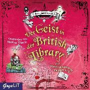 Cover-Bild zu Der Geist in der British Library und andere Geschichten aus dem Folly (Audio Download) von Aaronovitch, Ben