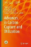 Cover-Bild zu Advances in Carbon Capture and Utilization (eBook) von Pant, Deepak (Hrsg.)
