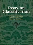Cover-Bild zu Essay on Classification (eBook) von Agassiz, Louis