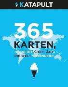 365 Karten, die deine Sicht auf die Welt verändern von KATAPULT Verlag (Hrsg.)