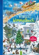 Cover-Bild zu Weihnachtswimmelbuch von Suess, Anne (Illustr.)