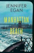 Cover-Bild zu Manhattan Beach von Egan, Jennifer