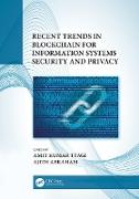 Cover-Bild zu Recent Trends in Blockchain for Information Systems Security and Privacy (eBook) von Tyagi, Amit Kumar (Hrsg.)
