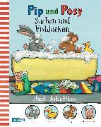 Pip und Posy: Suchen und Entdecken von Scheffler, Axel