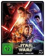 Cover-Bild zu Star Wars : Episode VII - Das Erwachen der Macht Steelbook Edition von J.J. Abrams (Reg.)