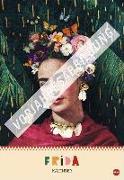 Frida Posterkalender 2022 von Heye (Hrsg.)