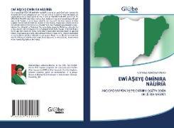 Cover-Bild zu Ewì ÀṢeyẸ Òmìnira Nàíjíríà von Adesanya-Davies, Funmilayo