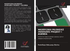 Cover-Bild zu Nigeryjska MlodzieŻ #Endsars Projekt I Agenda von Adesanya-Davies, Funmilayo