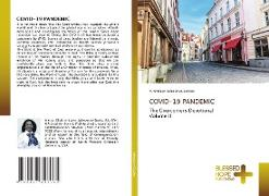 Cover-Bild zu Covid-19 Pandemic von Adesanya-Davies, Funmilayo