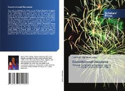 Cover-Bild zu Constitutional Discourse von Adesanya-Davies, Funmilayo