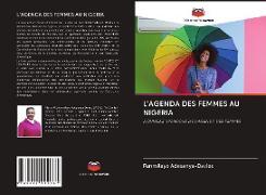 Cover-Bild zu L'AGENDA DES FEMMES AU NIGERIA von Adesanya-Davies, Funmilayo