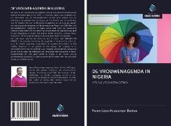 Cover-Bild zu DE VROUWENAGENDA IN NIGERIA von Adesanya-Davies, Funmilayo