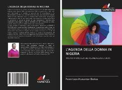 Cover-Bild zu L'AGENDA DELLA DONNA IN NIGERIA von Adesanya-Davies, Funmilayo