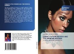 Cover-Bild zu Constitution Review and the Woman Agenda von Adesanya-Davies, Funmilayo