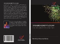 Cover-Bild zu DYSKURS KONSTYTUCYJNY von Adesanya-Davies, Funmilayo