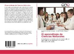 Cover-Bild zu El aprendizaje de Ciencias Naturales von Díaz Rodríguez, Daymí Arneida