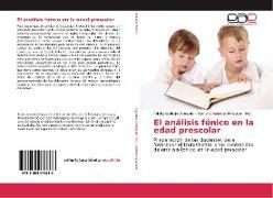 Cover-Bild zu El análisis fónico en la edad prescolar von Carbajo Quesada, Adalcy
