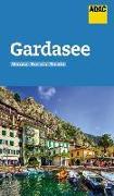 Cover-Bild zu ADAC Reiseführer Gardasee mit Verona, Brescia, Trento von Fleschhut, Max