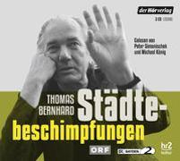 Städtebeschimpfungen von Bernhard, Thomas