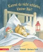 Cover-Bild zu Kannst du nicht schlafen, kleiner Bär? von Waddell, Martin