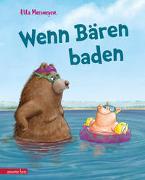 Cover-Bild zu Wenn Bären baden von Mersmeyer, Ulla