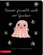 Cover-Bild zu Keiner gruselt sich vor Gustav - Ein buntes Pappbilderbuch über das So-sein-wie-man-ist von van Genechten, Guido