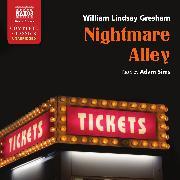 Cover-Bild zu Nightmare Alley (Unabridged) (Audio Download) von Gresham, William Lindsay