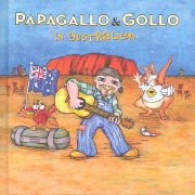Papagallo und Gollo in Australien von Pfeuti, Marco