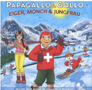 Papagallo und Gollo - Eiger, Mönch und Jungfrau von Pfeuti, Marco