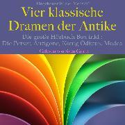 Cover-Bild zu Ungeheuer ist der Mensch: Vier klassische Dramen der Antike (Audio Download) von Euripides, Sven