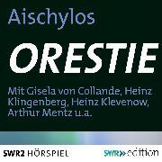 Cover-Bild zu Orestie (Audio Download) von Aischylos