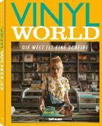 Cover-Bild zu Vinyl World von Hauffe, Dr. Thomas