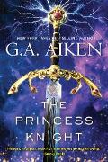 Cover-Bild zu The Princess Knight (eBook) von Aiken, G. A.