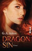 Cover-Bild zu Dragon Sin (eBook) von Aiken, G. A.