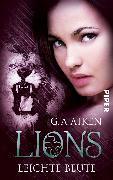 Cover-Bild zu Lions - Leichte Beute von Aiken, G. A.