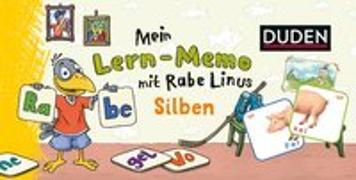 Cover-Bild zu Mein Lern-Memo mit Rabe Linus - Silben von Raab, Dorothee