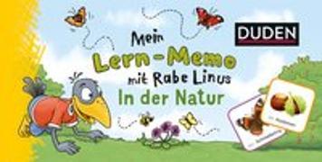 Cover-Bild zu Mein Lern-Memo mit Rabe Linus - In der Natur von Raab, Dorothee