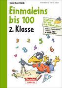Cover-Bild zu Einfach lernen mit Rabe Linus - Einmaleins bis 100 2. Klasse von Raab, Dorothee