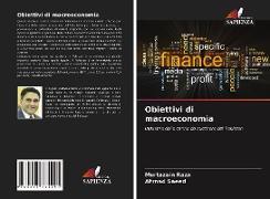 Cover-Bild zu Obiettivi di macroeconomia von Raza, Murtazain
