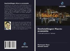 Cover-Bild zu Doelstellingen Macro-economie von Raza, Murtazain