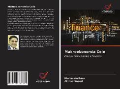 Cover-Bild zu Makroekonomia Cele von Raza, Murtazain