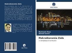 Cover-Bild zu Makroökonomie Ziele von Raza, Murtazain